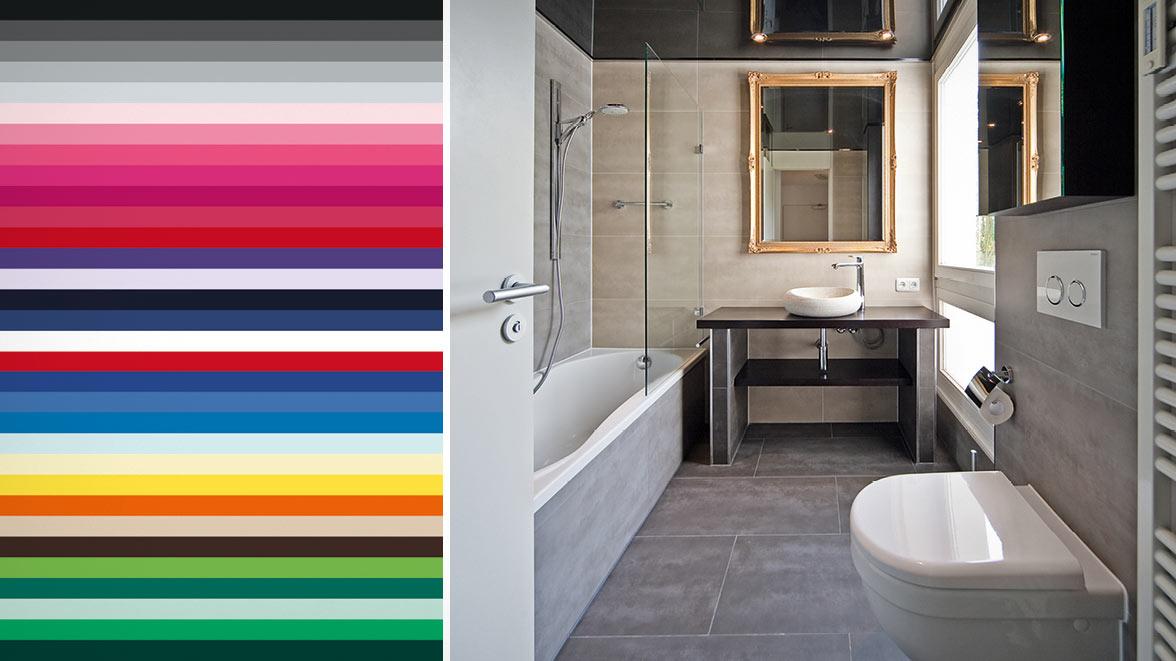 winterliche farbt ne im bad ihli pfeffelbach die badgestalter. Black Bedroom Furniture Sets. Home Design Ideas